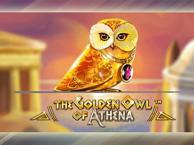 Игровой автомат The Golden Owl Of Athena для азартного досуга