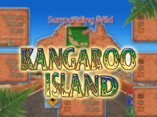 Игра на сайте казино в азартный автомат Kangaroo Island