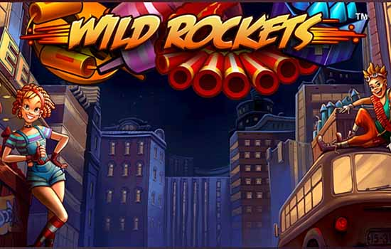 wild rockets slots